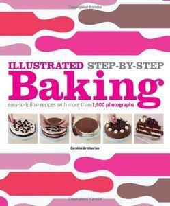 Illustrated Step-by-Step Baking (Repost)