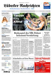 Lübecker Nachrichten Ostholstein Süd - 10. August 2019