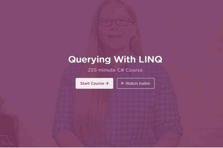 Querying With LINQ