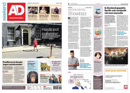 Algemeen Dagblad - Alphen – 25 mei 2019