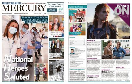 Hertfordshire Mercury – July 08, 2021