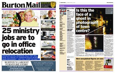 Burton Mail – March 23, 2019