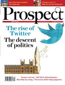 Prospect Magazine - October 2018