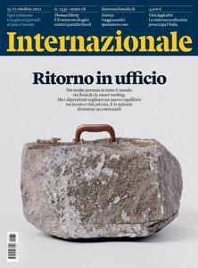 Internazionale N.1431 - 15 Ottobre 2021