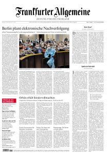 Frankfurter Allgemeine Zeitung - 31 März 2020