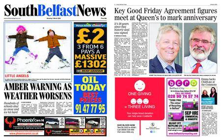 South Belfast News – March 02, 2018