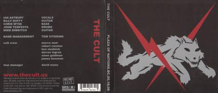 The Cult - Plaza Of Nations.BC.05.18.06 (2006)
