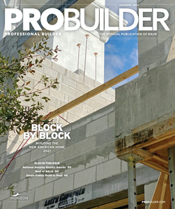 Professional Builder - January 2021