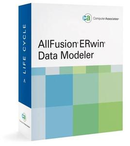 AllFusion ERWin Data Modeler v7.1, La solución completa para el Modelado de Datos