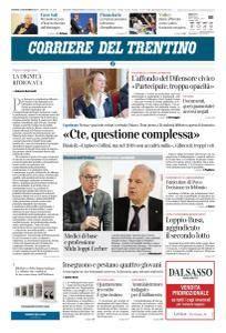 Corriere del Trentino - 23 Novembre 2017