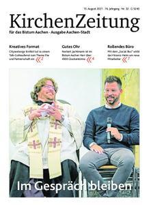 KirchenZeitung für das Bistum Aachen – 15. August 2021