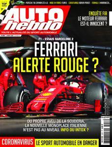 Auto Hebdo - 05 mars 2020