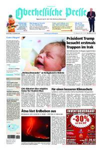Oberhessische Presse Hinterland - 27. Dezember 2018