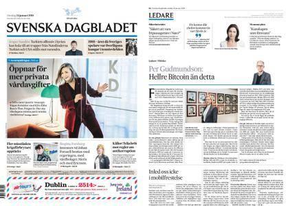 Svenska Dagbladet – 24 januari 2018