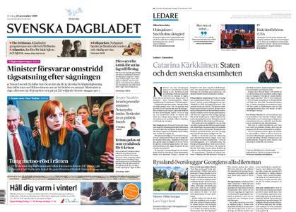 Svenska Dagbladet – 22 november 2019