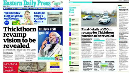 Eastern Daily Press – May 27, 2019