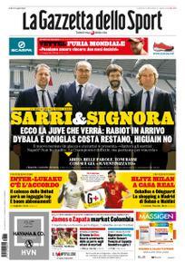 La Gazzetta dello Sport Roma – 21 giugno 2019