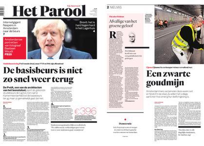 Het Parool – 03 september 2019