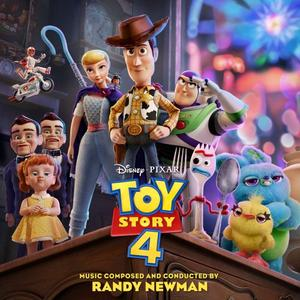 Randy Newman - Toy Story 4 (2019) [Official Digital Download 24/96]