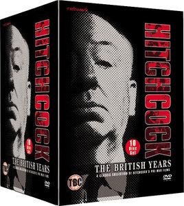 Hitchcock: The British Years (1925-1939) [2008]