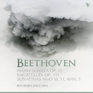 Maurizio Zaccaria - Beethoven: Works for Piano (2019) [Official Digital Download 24/88]