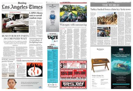 Los Angeles Times – October 13, 2019