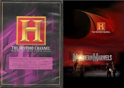 HC Modern Marvels - Toys (2002)