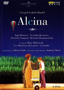 Marc Minkowski, Les Musiciens du Louvre, Anja Harteros, Vesselina Kasarova - Handel: Alcina (2011)