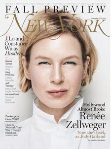 New York Magazine - September 02, 2019
