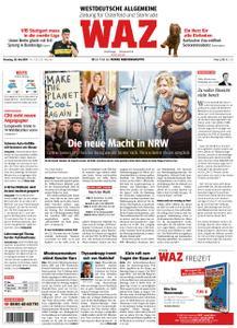 WAZ Westdeutsche Allgemeine Zeitung Oberhausen-Sterkrade - 28. Mai 2019