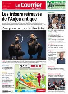 Le Courrier de l'Ouest Cholet – 17 octobre 2021