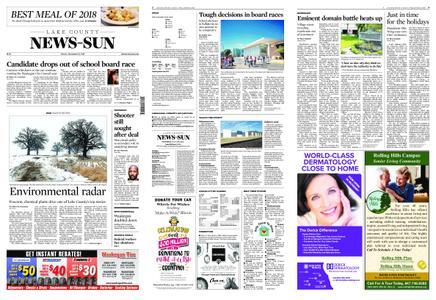 Lake County News-Sun – December 28, 2018