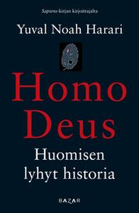 «Homo Deus» by Yuval Noah Harari