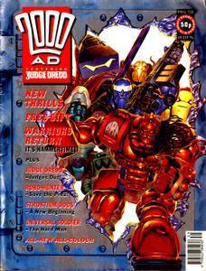 2000AD 0750 1991-09-28 grim reaper