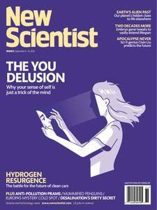 New Scientist - September 08, 2018