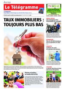 Le Télégramme Auray – 04 mai 2019