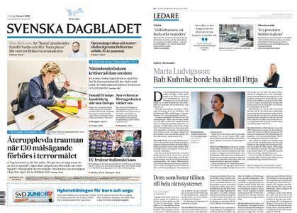 Svenska Dagbladet – 06 mars 2018