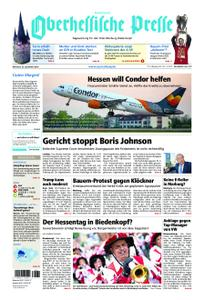 Oberhessische Presse Hinterland - 25. September 2019