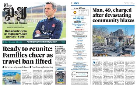 The Press and Journal Aberdeenshire – April 14, 2021