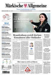Neue Oranienburger Zeitung - 28. März 2018
