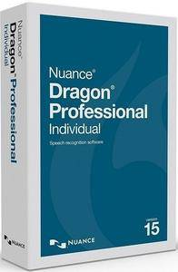 Nuance Dragon Professional Individual 15.30.000.006