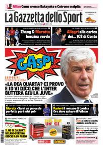La Gazzetta dello Sport Roma – 15 novembre 2018