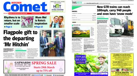 The Comet Hitchin – March 28, 2019