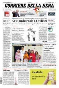 Corriere della Sera - 13 Febbraio 2018