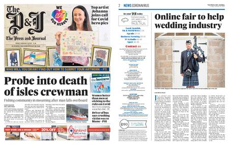 The Press and Journal Moray – February 19, 2021