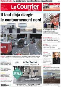 Le Courrier de l'Ouest Angers - 07 mars 2018