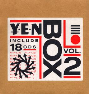 Various Artists - Yen Box, Vol. 2 (1996) {16CD+2xBonus CD Yen Records - ALCA-5123~5138, ALZZ-13~14}