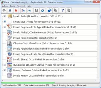 Registry Healer 5.1.0 Build 348