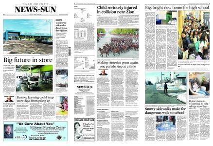 Lake County News-Sun – February 13, 2018