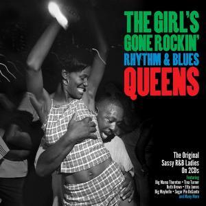 VA - The Girls Gone Rocking R&B Queens (2019)